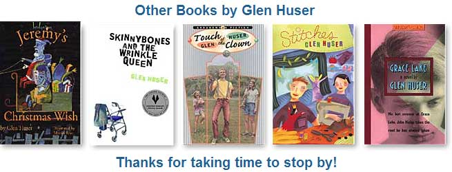 Books by Author Glen huser